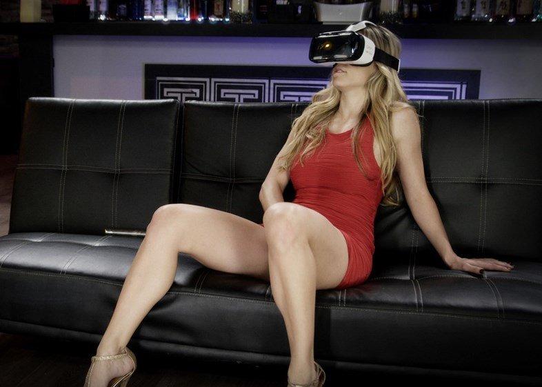 Кино секс игра виртуальная реальность