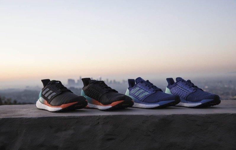 Adidas выпустили кроссовки, вдохновленные инженерными решениями NASA – bit.ua